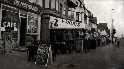 Blackpool Town 2.1 B+W