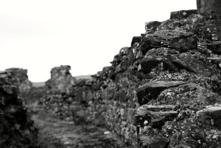 Conwy Walls B+W