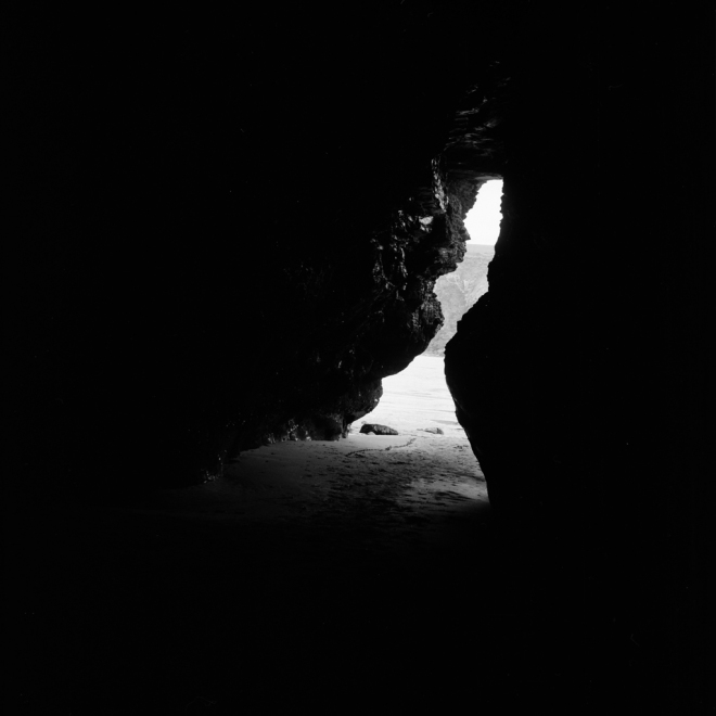 Mawgwan Porth Cave